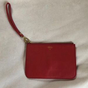 Fossil Bags - NWOT Fossil Wristlet